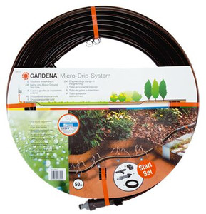Below and Above Ground Drip Irrigation Line 13.7 mm