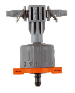 Adjustable Inline Drip Head, pressure equalizing 5szt.