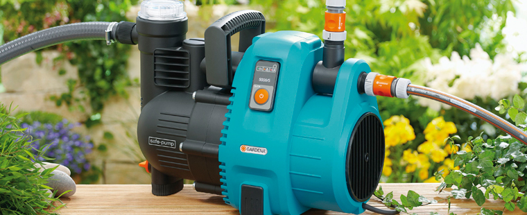 Optimise Your Watering Systems With The Right Pump.